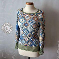 Irish crochet &: BLOUSE.......БЛУЗА