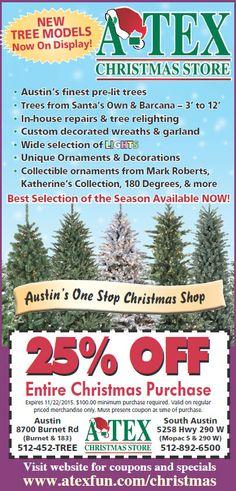 Artificial Christmas Tree Repair