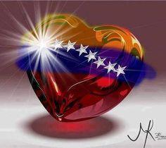 Corazon de venezuela
