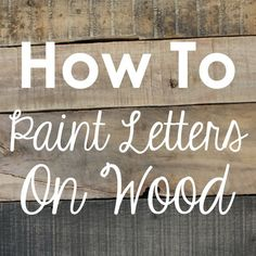 This DIY Rustic Wood Sign Tutorial is perfect for creating a lovely personalized piece of art! Makes a fabulous photography and wedding prop.