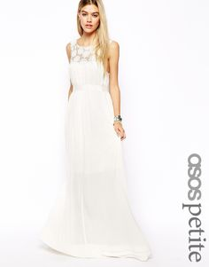 Jarlo london leah dress white