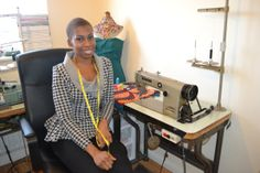 welcome to my blog  - Chinelo from the Great British Sewing Bee --- really thought she was amazing!!