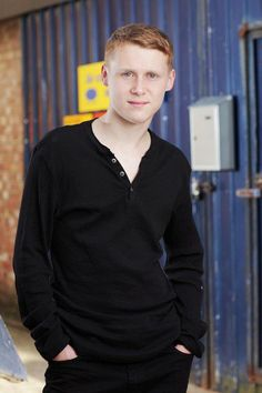 Jay Mitchell (Brown) played by Jamie Borthwick