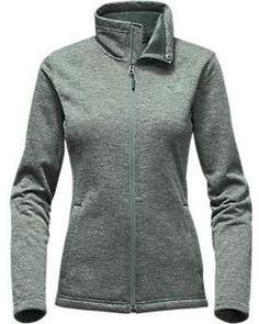 North Face- Women's Crescent Raschel Full Zip Jacket