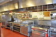 commissary kitchen layout - Google Search