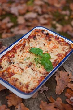 Halloumilasagne Clean Recipes, Veggie Recipes, Vegetarian Recipes, Cooking Recipes, Healthy Recipes, Going Vegetarian, Greens Recipe, Everyday Food, Mellow Yellow
