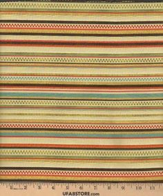 GRST-Jewel, U-Fab, 15.99/yd. I used this on my kitchen chairs.