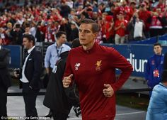 Defender Daniel Agger also returned for the Reds as they got their post-season under way