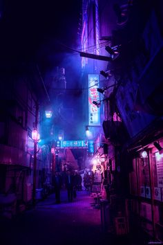 😍 Wonderful Poser of Tokyo Nights - A Midnight City Liam Wong, here showing a stunning framed poster print of the Neon Lights with the Streets of Tokyo, Japan. Via Liam Wong on Affilaite Cyberpunk City, Ville Cyberpunk, Cyberpunk Aesthetic, Look Wallpaper, Wallpaper Animes, Purple Wallpaper, Night Aesthetic, City Aesthetic, Aesthetic Outfit