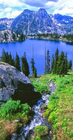 Gilpin Lake, Steamboat Spring Colorado, United States