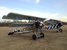 Fokker Dr1, World War I, First World, Aviation, Aircraft, Airplanes, German, Canvas, Vintage