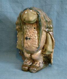 john bauer troll collectible-very home needs a troll! Viking Christmas, John Bauer, Sculptures, Lion Sculpture, Edmund Dulac, Gremlins, Leprechaun, Goblin, Gnomes