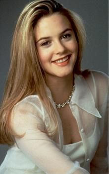 Alicia Silverstone as Cher from Clueless.