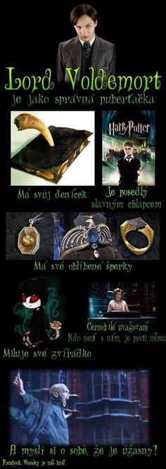 Harry Potter Jokes, Harry Potter World, Some Jokes, Voldemort, Film Serie, Draco Malfoy, Hogwarts, Good Books, Funny Jokes