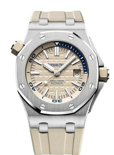 The 15 Best Swiss Watch Brands on the Market Today - Audemars Piguet Royal Oak Offshore Diver Watch- TownandCountrymag… - Audemars Piguet Diver, Audemars Piguet Gold, Audemars Piguet Watches, Best Swiss Watches, Fine Watches, Men's Watches, Unique Watches, Affordable Watches, Elegant Watches