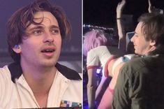 DJ Flume sahnede hayranı ile ilişkiye girdi! Burning Man Festival'de çılgınca bir gece yaşandı. Prodüktör ve Dj Flume, sahnede hayranı ile ilişkiye girdi.