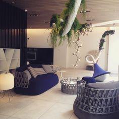 Nouveauté mobilier outdoor chez B&B Italia par Patricia Urquiola #bbitalia #paris #ddays #design #ddays15 #patriciaurquiola #instadeco #ruedubac #outdoor