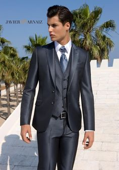 Javier Arnaiz HERRENMODE 2013 Hochzeitsanzüge 2013 – Mode und Trends für das kommende Jahr bei ANNA MODA in Köln