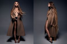 Beyonce in epic extensions for the 5th installment of CR Fashion Book