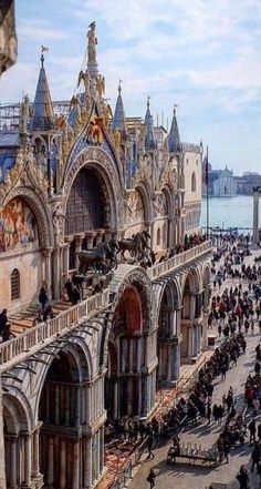 Your Italy Itinerary Sorted: Must Visit Places in Italy - Marks Basilica, Venice, Italy - Venice Travel, Italy Travel, Architecture Antique, Basilica Architecture, Milan Italy, Italy Italy, Verona Italy, Puglia Italy, Places To Travel