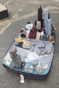 Portable Cities by Yin Xiuzhen | iGNANT.de