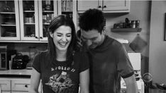 Ted and Robin Series Movies, Tv Series, Ted And Robin, How Met Your Mother, Robin Scherbatsky, Ted Mosby, Comedy Tv Shows, Drama, Tv Couples