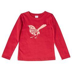 girls bird tshirt - Google Search
