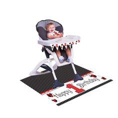 Ladybug Fancy High Chair Decoration Kit