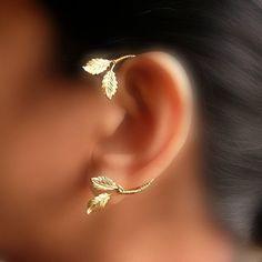 Greek Goddess Ear Wrap Vine by pikabee on DeviantArt