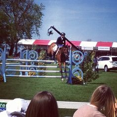Horseware supported rider Michael Jung on his way to second place in the thrilling Badminton finale.