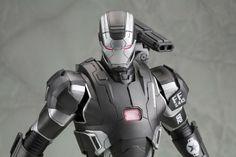 war machine - IRON MAN 3 ARTFX ウォーマシン|KOTOBUKIYA