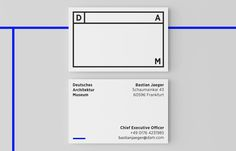 Deutsches Architektur Museum on Behance