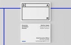 Deutsches Architektur Museum on Behance
