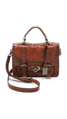 Frye Leather satchel