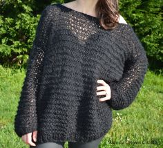Tricot Simple, Moda Casual, Knitting Designs, Clothing Patterns, Crochet Patterns, Men Sweater, Pullover, Wool, Clothes For Women