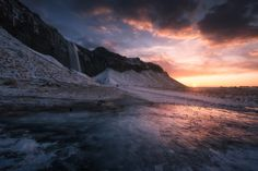 Ice & fire by Renè Colella on 500px