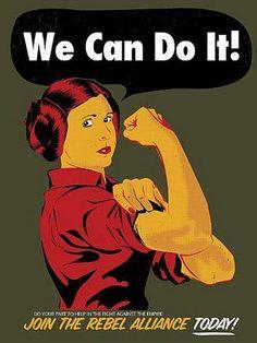 Geekerie : Et si Star Wars faisait des affiches de propagande