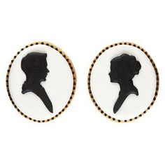 Fabulous Cameo biscuits, such an elegant wedding favour idea Elegant Wedding Favors, Wedding Favours, Perfect Wedding, Our Wedding, Wedding Ideas, Fortnum And Mason, Cool Lighting, Candy Colors, Wedding Styles