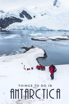 Make the most of your trip to the White Continent with this travel guide. Listed here are the best things to do in Antarctica that will help you jumpstart your epic adventure! Travel Pictures, Travel Photos, Antarctica Cruise, Antarctica Destinations, Travel Destinations, Stuff To Do, Things To Do, Cheap Places To Travel, Culture Travel