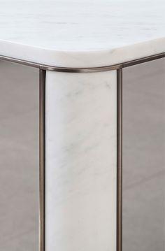 mg12 gregorio white version- Elegant modern table!