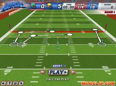 American Football - http://dotgames.de/game/212.html
