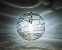 Textured Globe Lighting