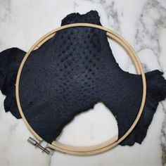 Vera Knoot makes leather  from unwanted goose skin