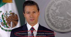 Con motivo de este nuevo año 2016, el Presidente Enrique Peña Nieto envió un 'emotivo' mensaje al pueblo mexicano en cadena nacional en lo que principalmente destaca que el gobierno seguirá con la lucha del crimen organizado (luego de la re captura de 'ElChapo') y que los mexicanos tendremos una mejor condición de vida.En este mensaje que diera el día de ayer, Peña confirma que luego de la detención del capo de sinaloa son ya 98 criminales detenidos de los 122 más peligrosos que…