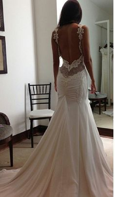 Open Back , Gorgeous Dress ^_^ (: