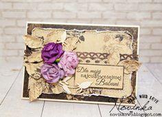 Blog studio75.pl: Róże, róże i jeszcze raz róże....wyzwanie #1 / The challenge# 1