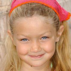 Gigi Hadid (little)