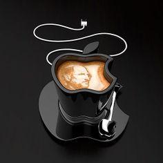 Apple iCup, taza de café