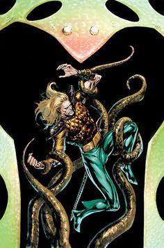 Aquaman: Sword Of Atlantis #48