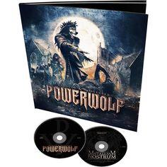 """L'album dei #Powerwolf intitolato """"Blessed & Possessed"""" su doppio CD."""